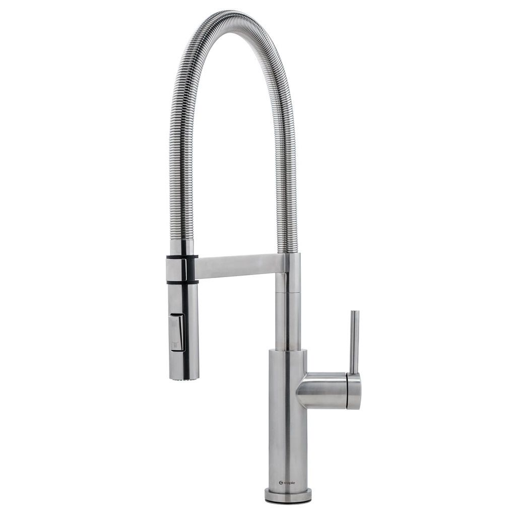Caple NAVITAS Pull Out Spray Kitchen Tap - Sinks-Taps.com