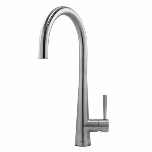 Caple RIDLEY Stainless Steel Single Lever Kitchen Tap