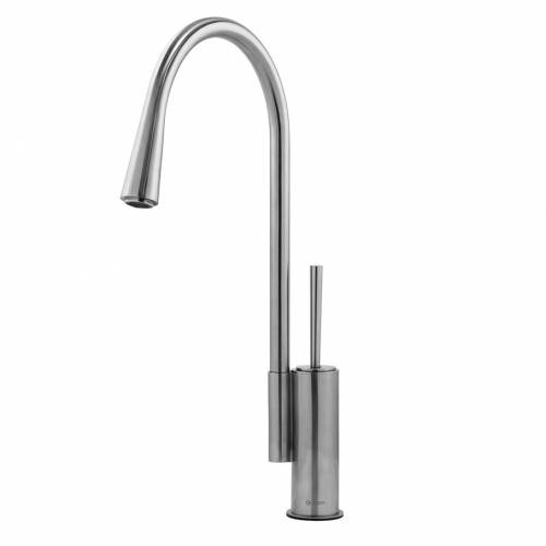 Caple CORY Single Lever Stainless Steel Kitchen Tap