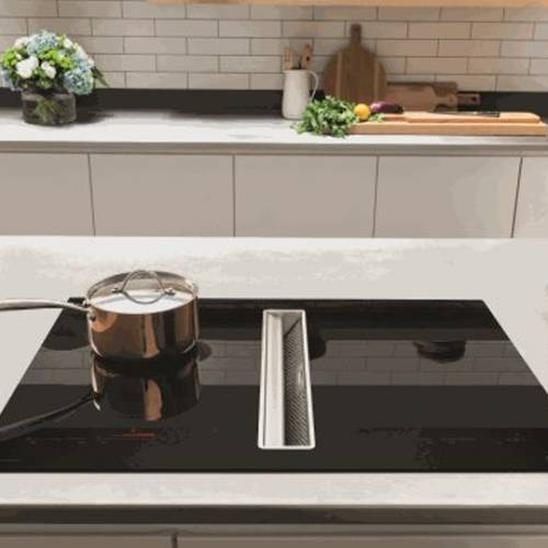 Caple DD940BK Induction Downdraft Extractor
