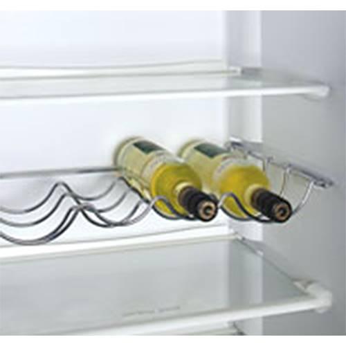 Caple 4 Bottle Wine Rack in Chrome CAPWINERK