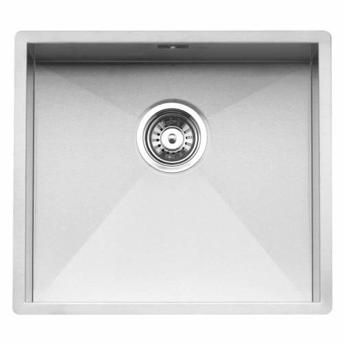 Reginox ONTARIO 50x40 Single Bowl Kitchen Sink - R20098