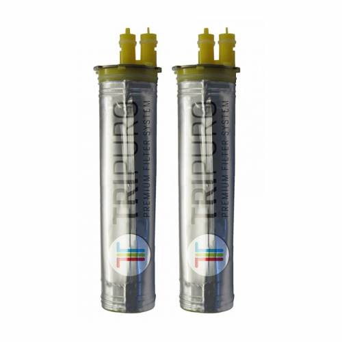 Bluci Tripuro Replacement filters - Twin pack