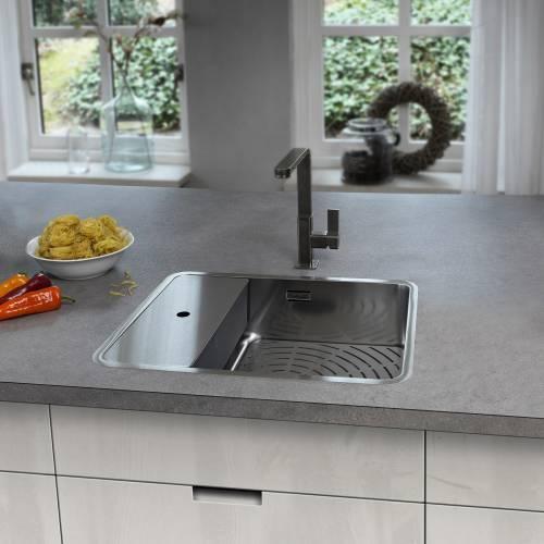 Reginox Niagara Versatile Single Bowl Sink