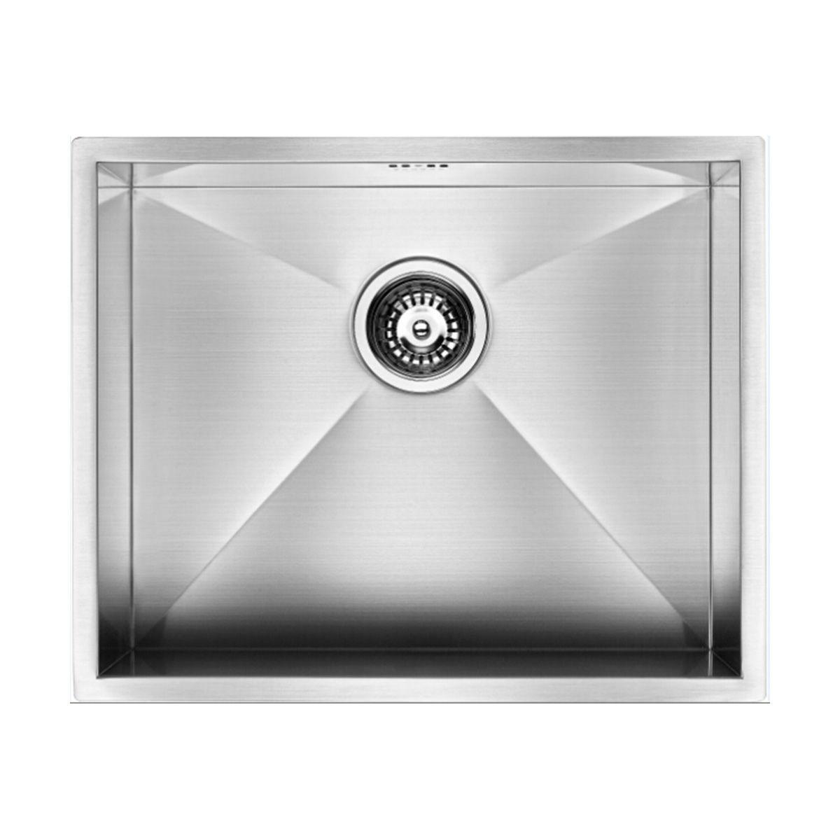 1810 Company ZENUNO 500U DEEP Kitchen Sink - Sinks-Taps.com