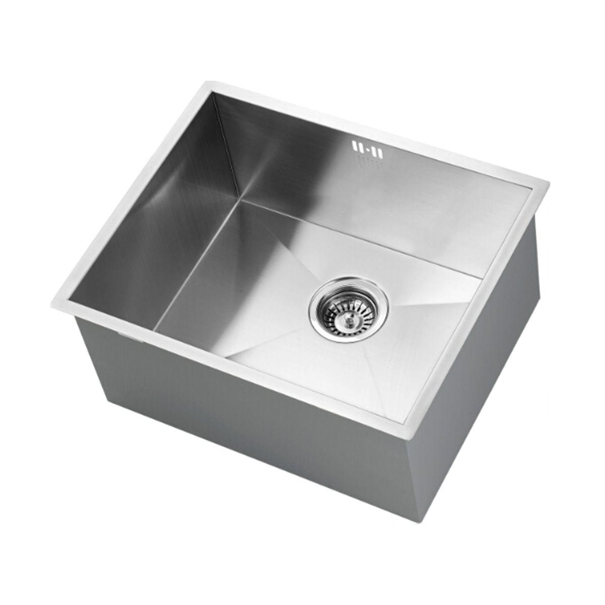 Deep Undermount Kitchen Sink