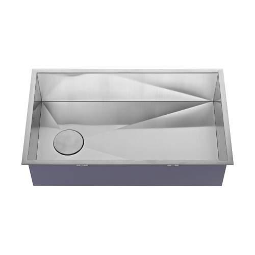 1810 Company ZENUNO 700 OSW Undermount Kitchen Sink