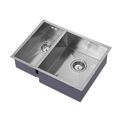 1810 Company ZENDUO 180/340U Undermount Kitchen Sink