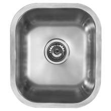 1810 Company ETROUNO 340U Undermount Kitchen Sink