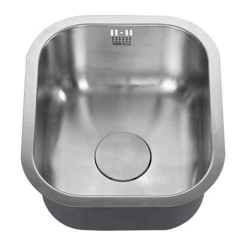 1810 Company ETROUNO 340U Undermount Kitchen Sink
