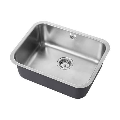 1810 Company ETROUNO 550U Undermount Kitchen Sink
