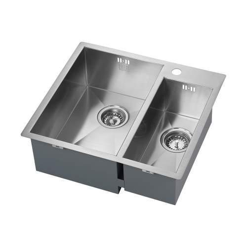 1810 Company ZENDUO 310/180 I-F Inset/Undermount Kitchen Sink