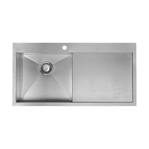 1810 Company ZENUNO 5 I-F Inset/Undermount Kitchen Sink