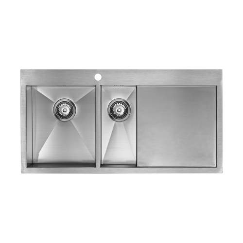 1810 Company ZENDUO 6 I-F Inset/Undermount Kitchen Sink