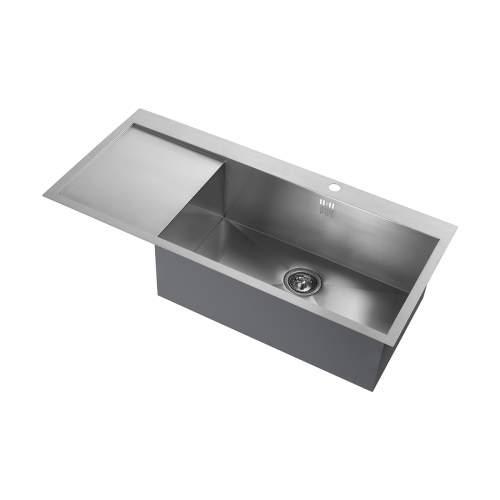ZENUNO 70 I-F DEEP Inset/Undermount Kitchen Sink
