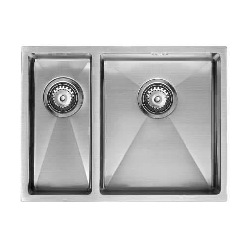 ZENDUO15 180/340U Undermount Kitchen Sink
