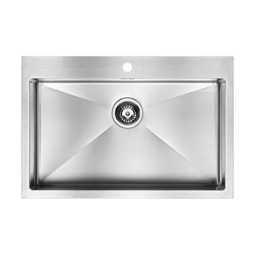 1810 Company ZENUNO 700 I-F 15R Undermount Kitchen Sink