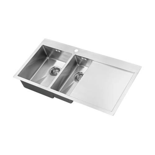 ZENDUO 6 I-F 15R Inset/Undermount Kitchen Sink