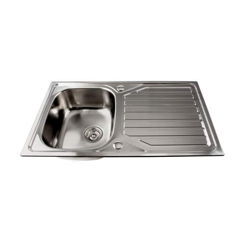 1810 Company VELOREUNO 860I Inset Kitchen Sink