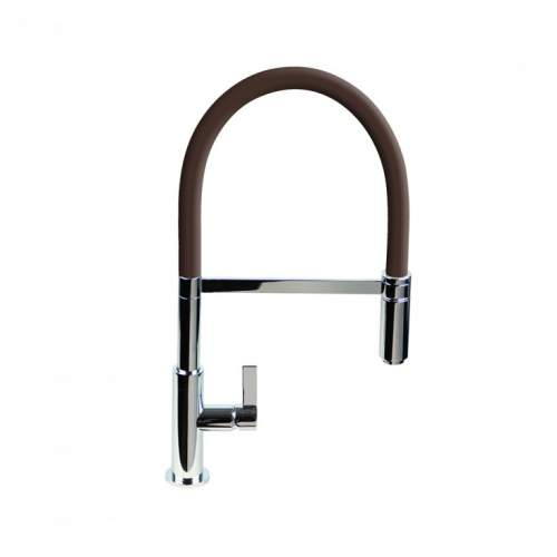 1810 Company Spirale Kitchen Tap in Chrome with Flexible Hose