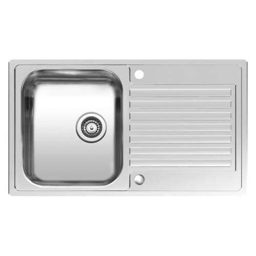 Reginox CENTURIO L10 Single Bowl Kitchen Sink