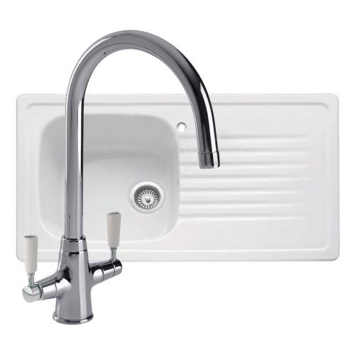 Bluci Ashton 100 with FREE Chrome Nenbro Tap