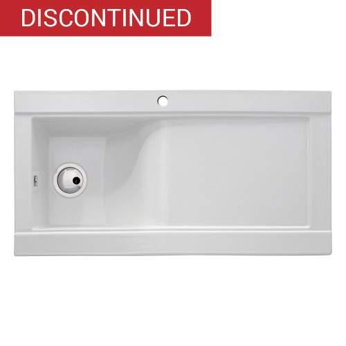 Abode Tydal 1.0 Bowl Ceramic Sink