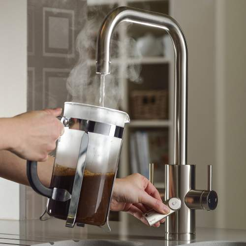 Abode PRONTEAU Project Monobloc 4 in 1 Mixer Tap