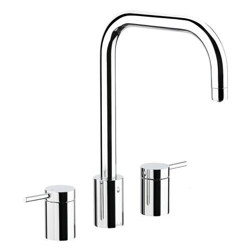 Abode PRONTEAU Project 3 Part 4 in 1 Mixer Tap