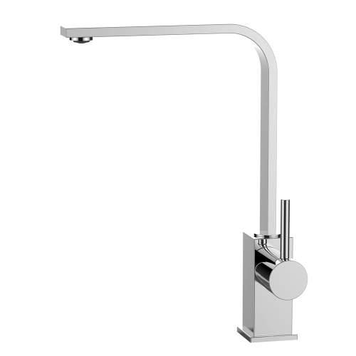 Bluci Cubo Designer Single Side Lever Kitchen Tap