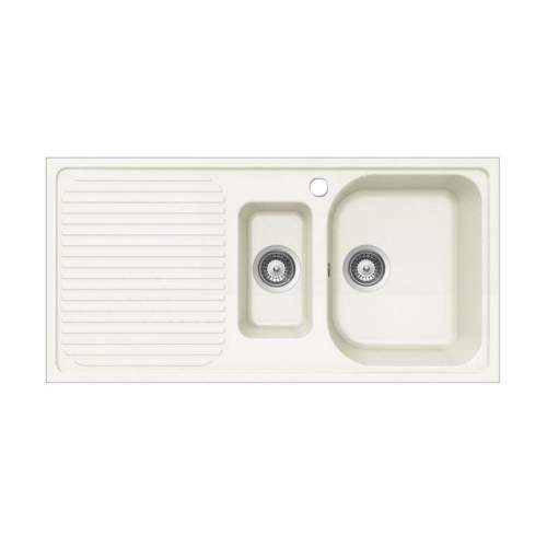 Schock Lithos D150 Granite Kitchen Sink LH Drainer