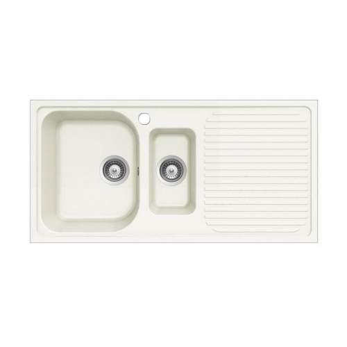 Schock Lithos D150 Granite Kitchen Sink RH Drainer