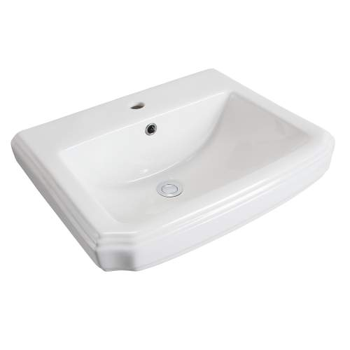 Aquabro Cromford Traditional Basin & Pedestal