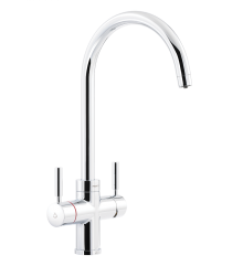 Abode PRONTEAU  Prostream 3 in 1 Kitchen Tap in Chrome - PT1101