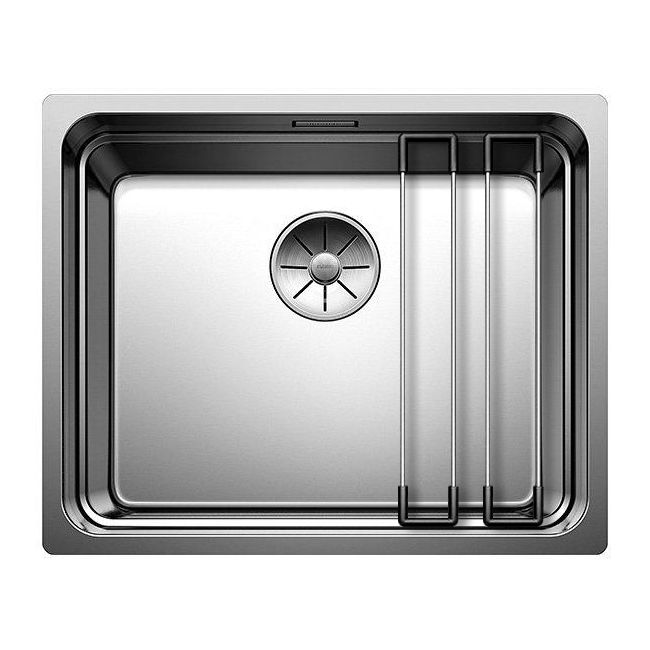 blanco etagon 500 u undermount kitchen sink bl468099. Black Bedroom Furniture Sets. Home Design Ideas