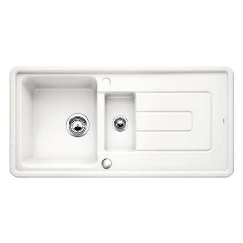 Blanco TOLON 6 S CERAMIC PuraPlus® Inset Kitchen Sink - BL467808