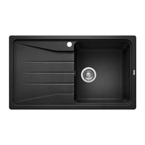 Blanco SONA 5 S Silgranit® PuraDur II® Inset Kitchen Sink - Anthractite