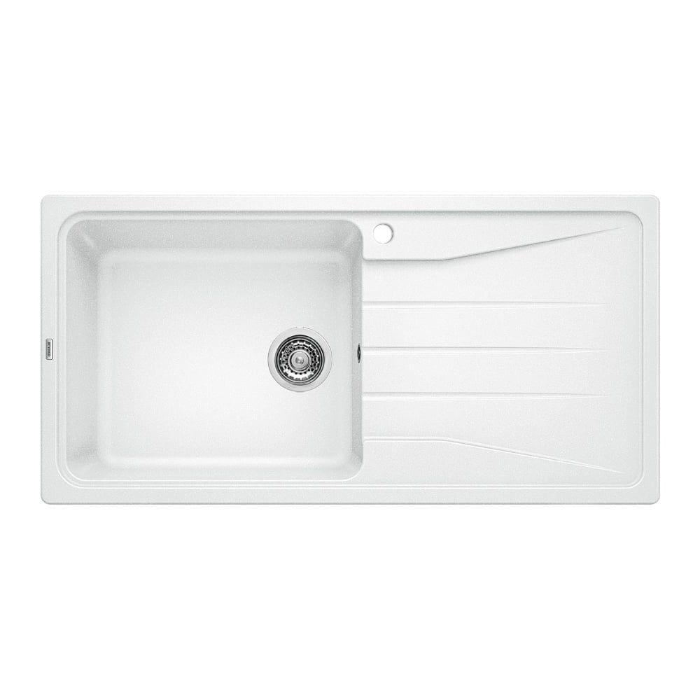 blanco sona xl 6 s silgranit inset kitchen sink sinks. Black Bedroom Furniture Sets. Home Design Ideas