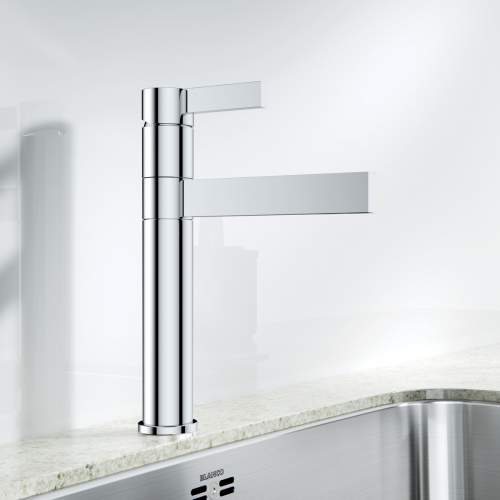 Blanco BLADE Kitchen Tap in Chrome - BM1340CH