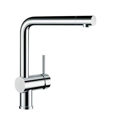 Blanco LINUS Side Lever Monobloc Kitchen Tap in Chrome