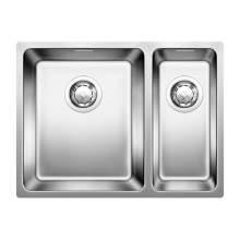 Blanco ANDANO 340/180-U 1.5 Bowl Undermount Kitchen Sink