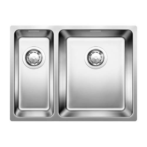 Blanco ANDANO 340/180-U 1.5 Bowl Undermount Kitchen Sink