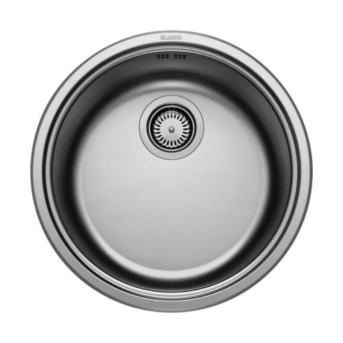 Blanco RONDO-U SOL Round Bowl Undermount Kitchen Sink