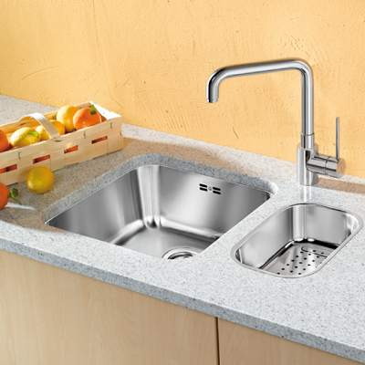 Blanco SUPRA 160-U Single Bowl Undermount Kitchen Sink