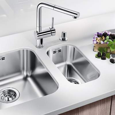 Blanco SUPRA 180-U Single Bowl Undermount Kitchen Sink