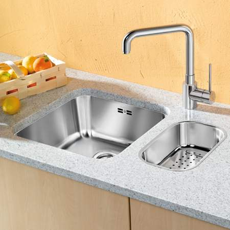 Blanco SUPRA 400-U Single Bowl Undermount Kitchen Sink