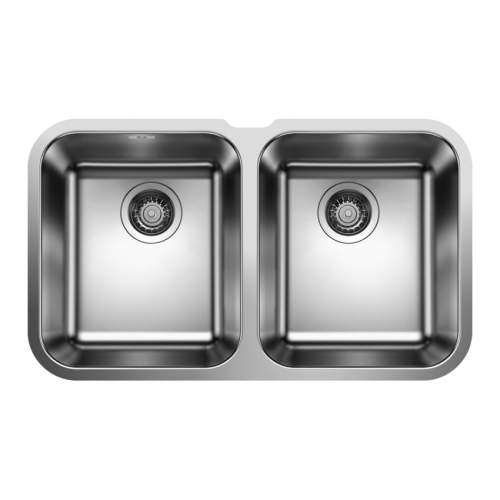 Blanco SUPRA 340/340-U Double Bowl Kitchen Sink