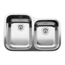 Blanco SUPREME 735-U 1.75 Bowl Undermount Kitchen Sink - BL450737
