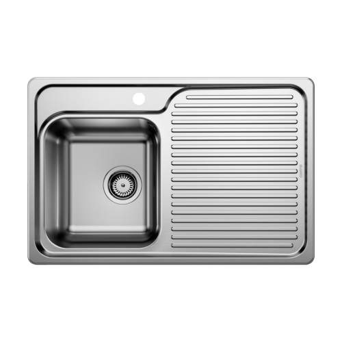 Blanco CLASSIC 40 S Single Bowl Inset Kitchen Sink with Drainer - BL467014