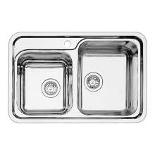 Blanco CLASSIC 8-IF 1.5 Bowl Inset Kitchen Sink - BL453371